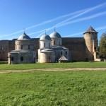 Никольская и Успенская церкви — украшение внутренней части Ивангородской крепости