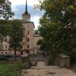 Архитектура Парусинки