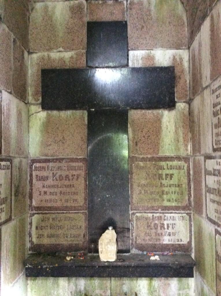 Часовня святого пророка Илии на местном кладбище в деревне Сала