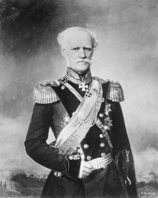 Один из самых известных представителей рода Корфов - барон Николай Иванович Корф, ставший генералом артиллерии и членом государственного совета - также родился в деревне Сала