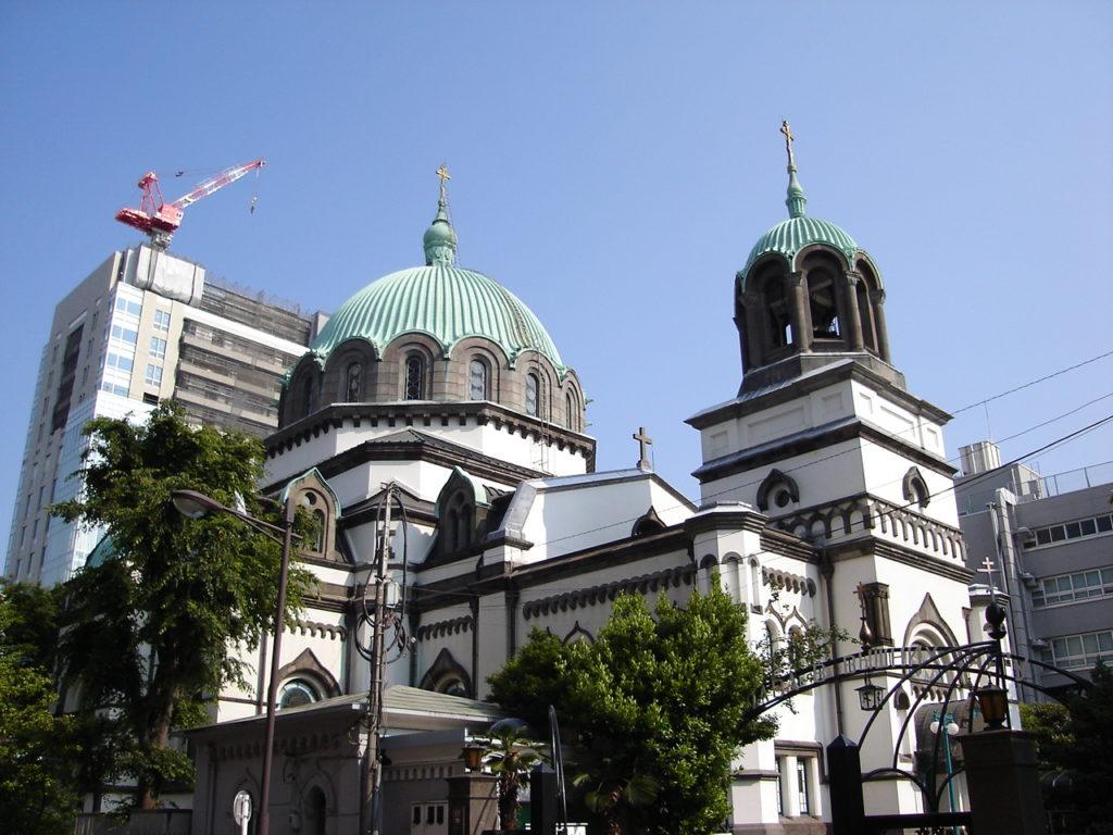 Храм Воскресения Христова в Токио