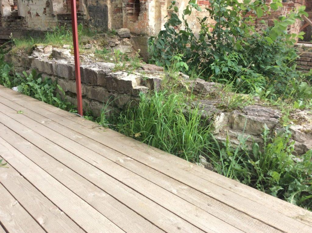 Копорская крепость. Спасо-Преображенский собор