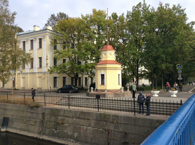 Кронштадтский футшток: российская точка отсчета или «пуп Земли»