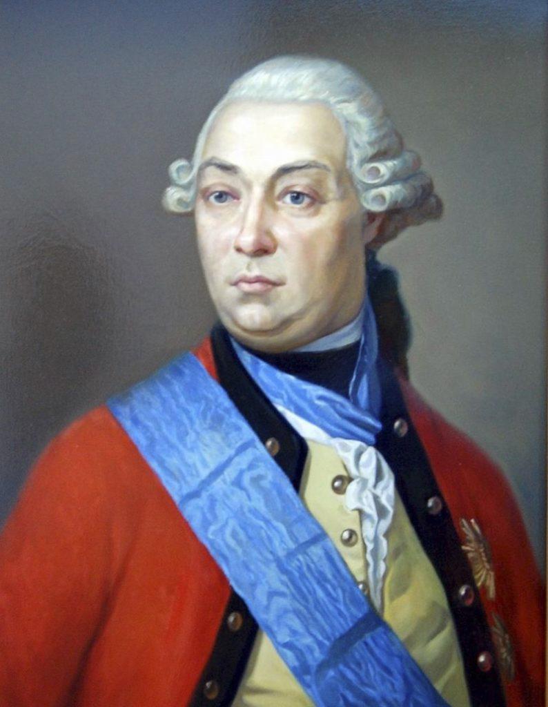 Граф Роман Илларионович Воронцов