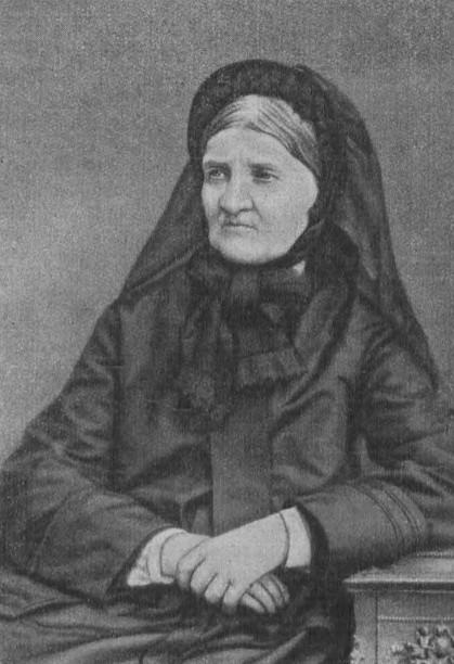 Аделаида Клементьевна Тимирязева (де Боде)