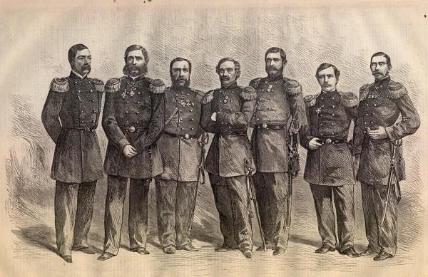 Капитаны Атлантической эскадры. Михаил Яковлевич Федоровский