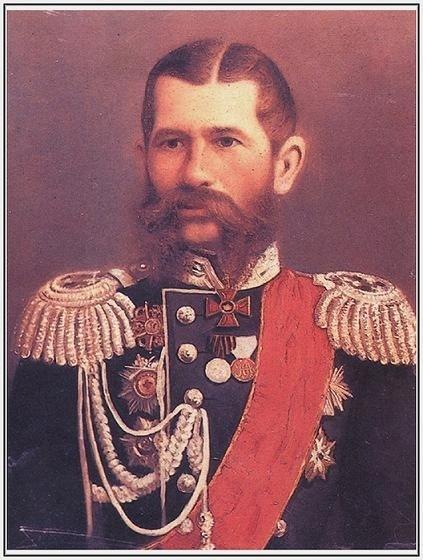 Вице-адмирал Иван Федорович Лихачев