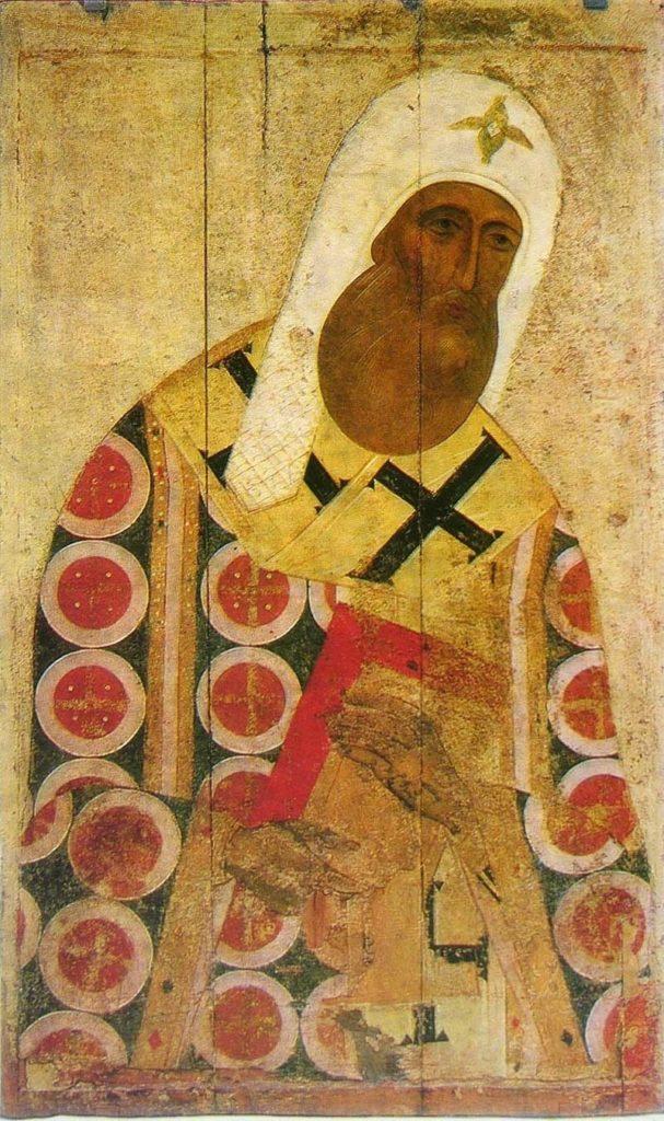 Святитель Петр Митрополит