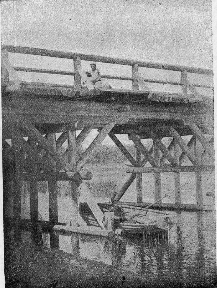Исследование Липовского озера в 20-е годы прошлого века.