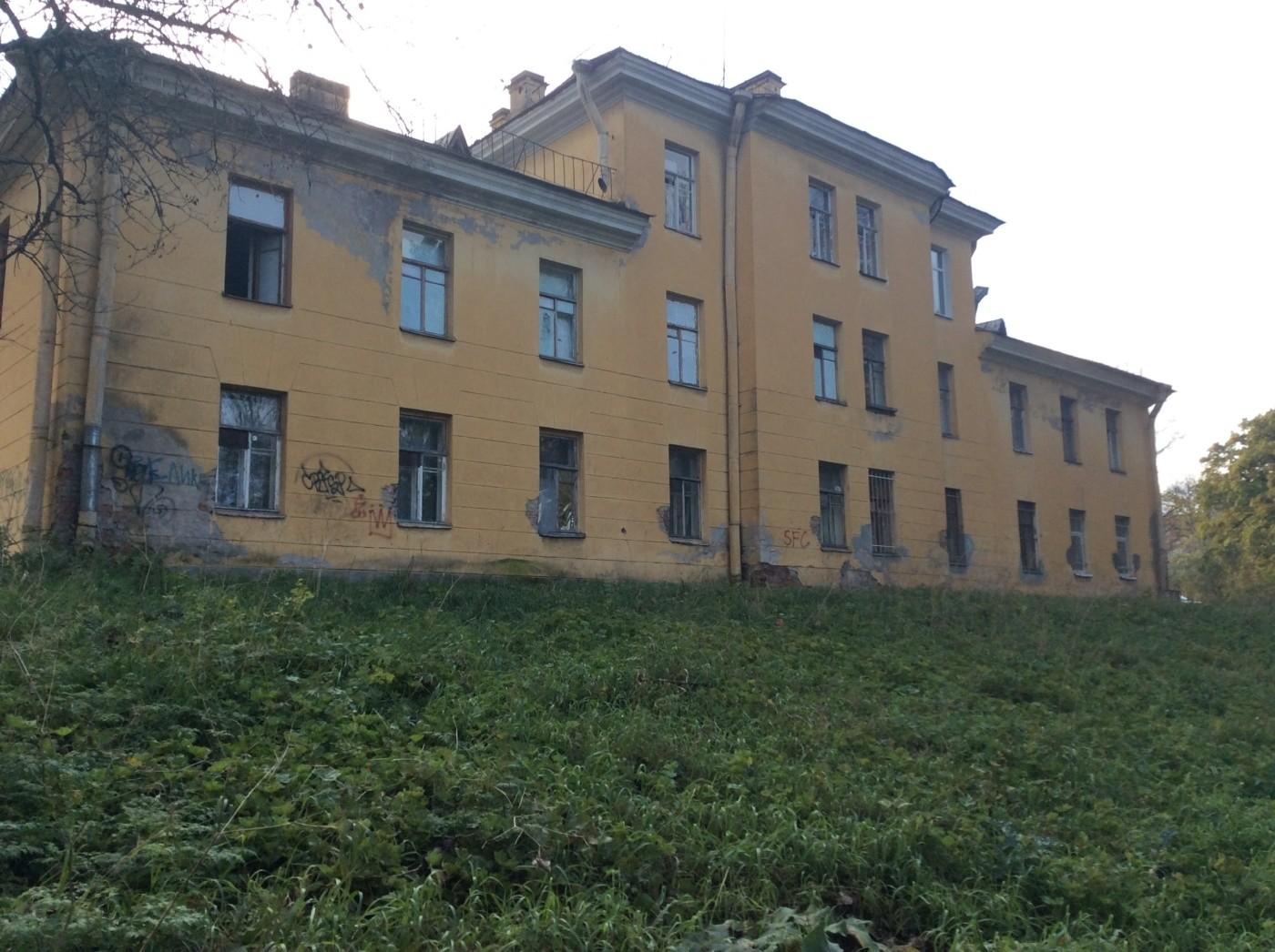 Усадьба Демидова, Вторая Комсомольская улица, Штрамповка, Матисов канал