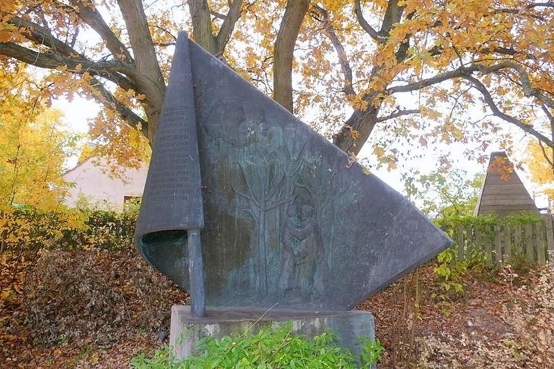Памятник Фрицу Беену в Бенце