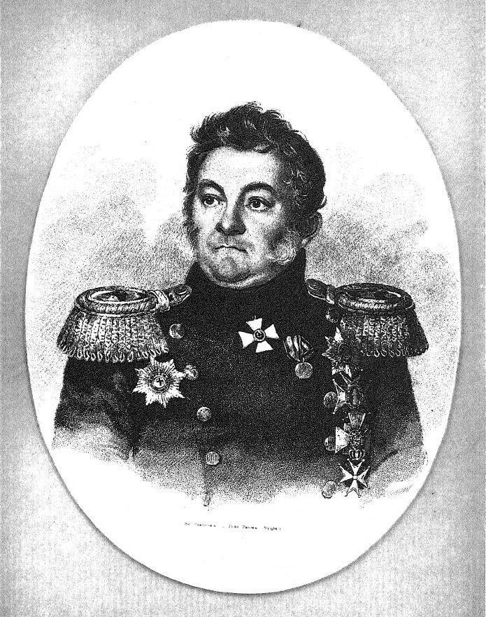 Логин Петрович Гейден