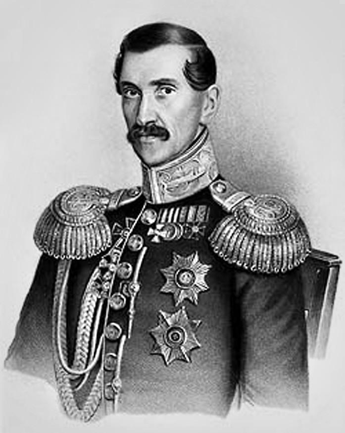 Граф Николай Александрович Протасов