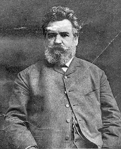 Николай Акимович Лаврецкий