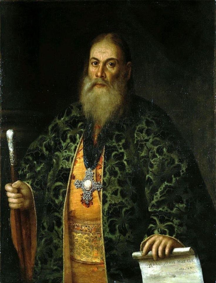 Федор Яковлевич Дубянский