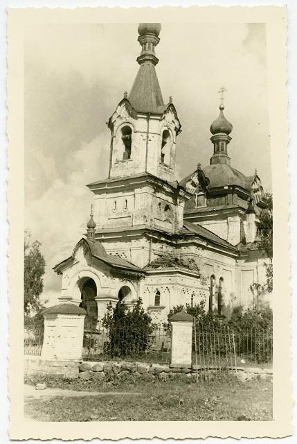 Церковь святителя Николая Чудотворца. Керстово