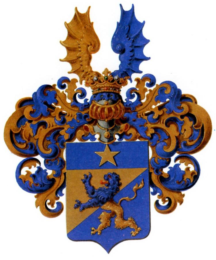 Герб рода Стобеусов