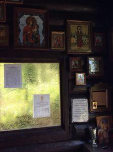 Святой источник Почаевской Божьей Матери. Пиллово.