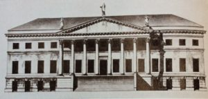 Английский дворец. Петергоф.