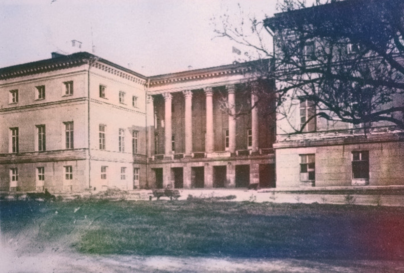 Английский дворец. Петергоф
