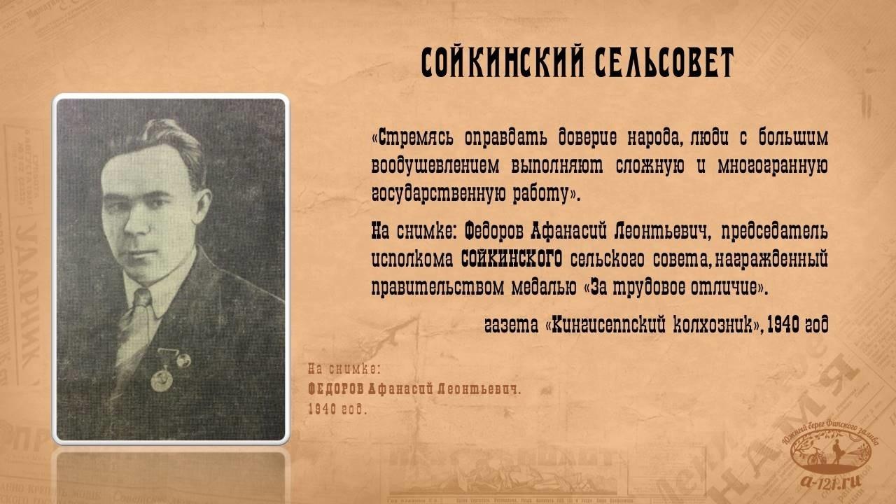 Сойкинский сельвосет