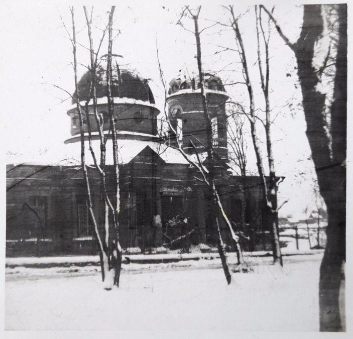 Троицкая церковь. Гостилицы