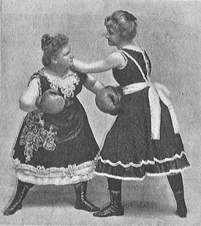 Vintage Pictures Show Victorian Female Fighters 002403 004 Tumb 660