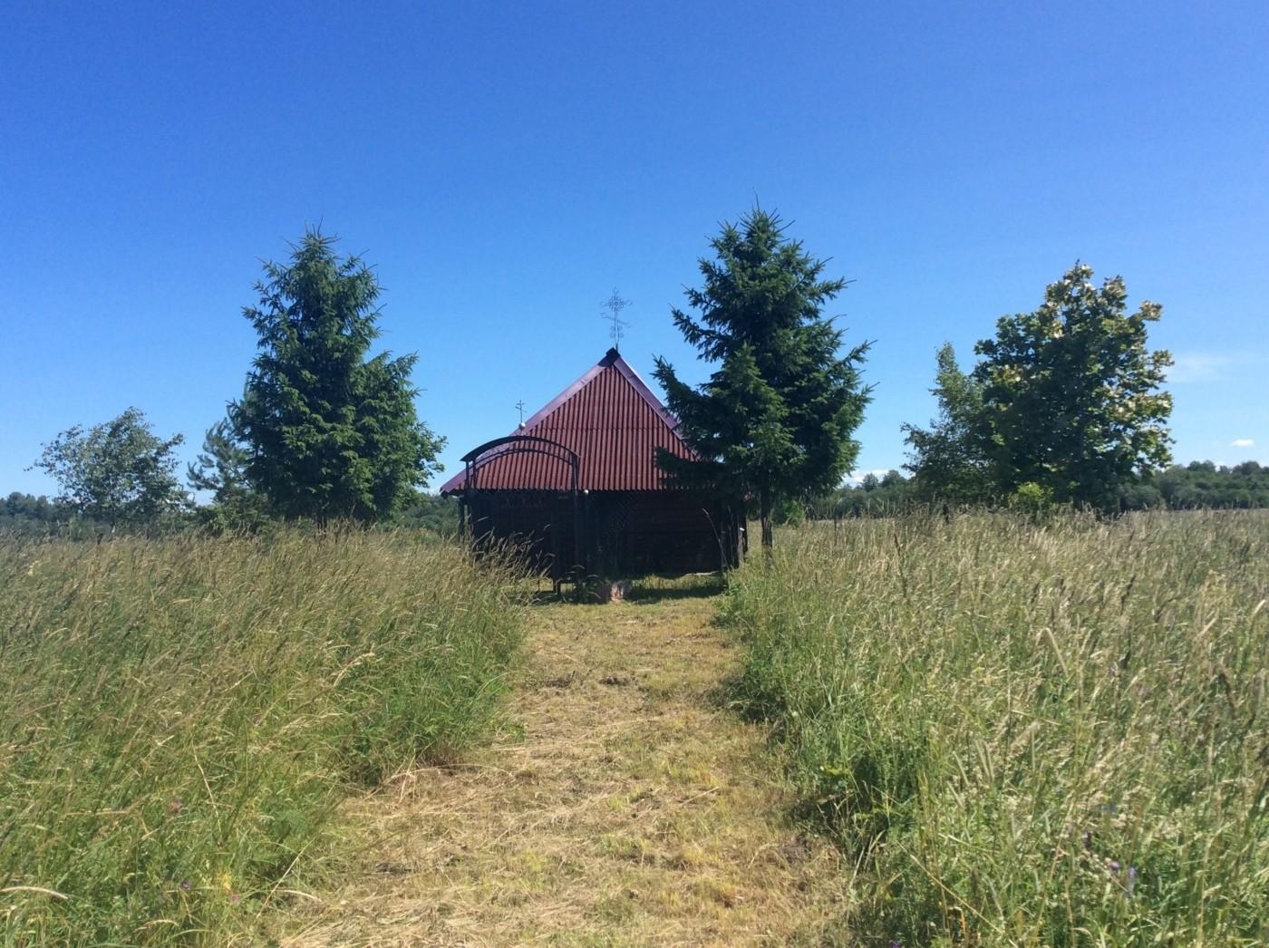 Последняя деревенская святыня