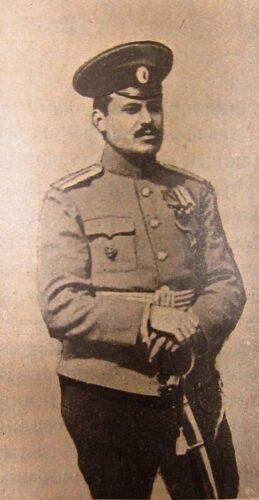 Михаил Георгиевич Балабушка
