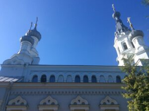 Собор во имя Владимирской иконы Божией Матери. Кронштадт. Владимирский крепостной собор
