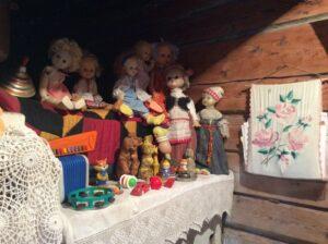 Музей коренных народов Водской пятины. Деревня Монастырьки