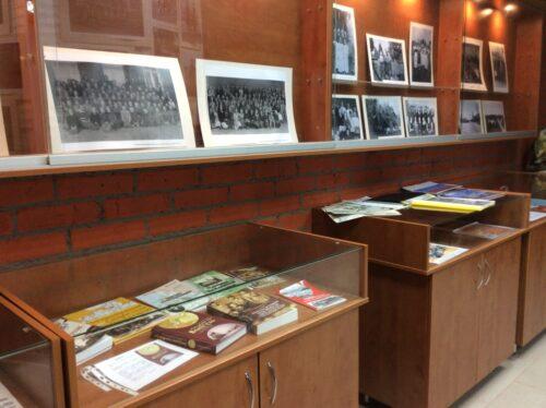 Историко-краеведческий музей Принаровья. ДООЦ Россонь