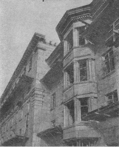 Проспект Стачек. Дома №№ 56-58