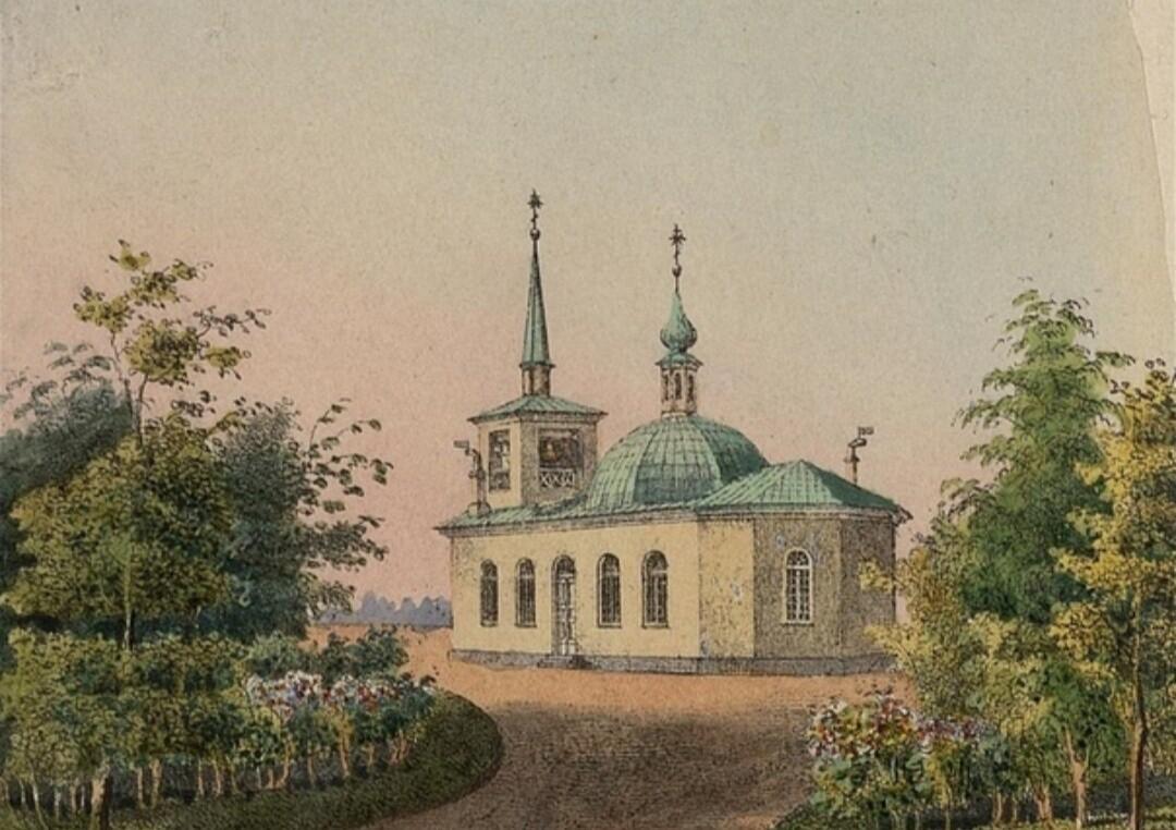 Благовещенский храм на Княжьей горке