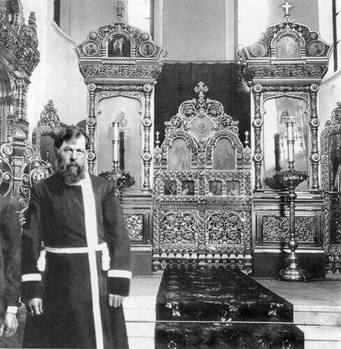 Иван Агапович Воронин