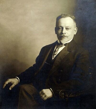 Василий Антонович Косяков. Архитектор