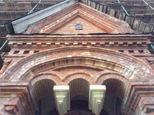 Церковь Пресвятой Троицы. Поселок Гора-Валдай