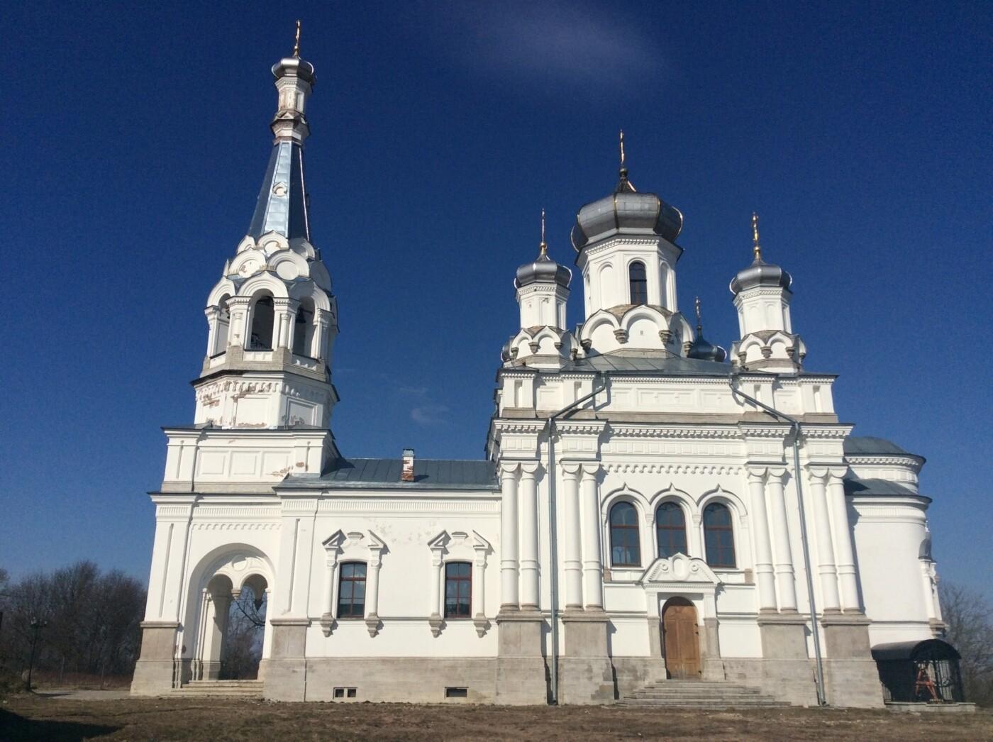 Церковь святой мученицы царицы Александры на Бабигонском холме