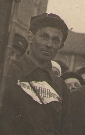 Лыжный переход Кингисепп-Уржум-Кингисепп. 1936 г.